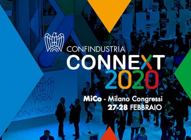 Industry 4.0 ed Economia Circolare: la Federazione a Connext 2020