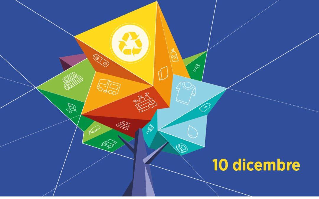 La filiera della carta e della grafica campionessa d'Italia con l'81% di imballaggi riciclati