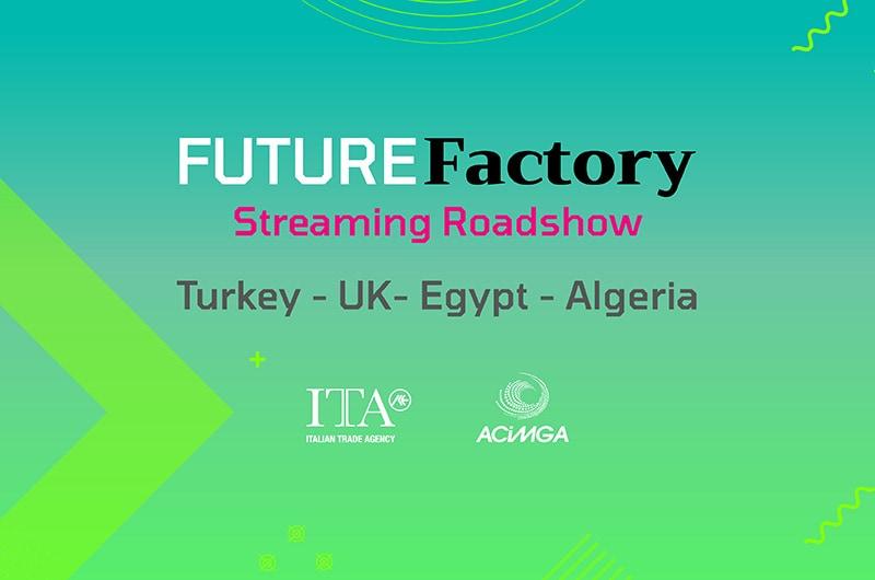 Streaming roadshows Future Factory 2020: prossime tappe Egitto e Algeria