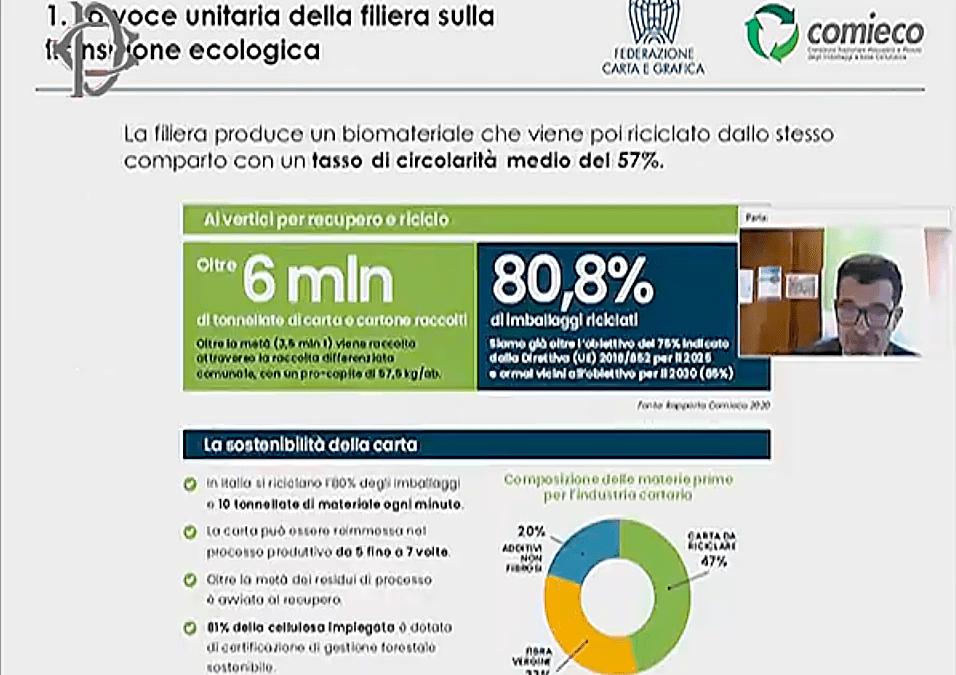 La Federazione ascoltata alla Camera: obiettivo 2023 limite del 10% ai conferimenti in discarica