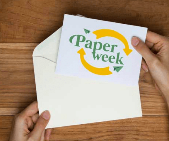 La Federazione è partner di Comieco nella Paper Week dal 12 al 18 aprile