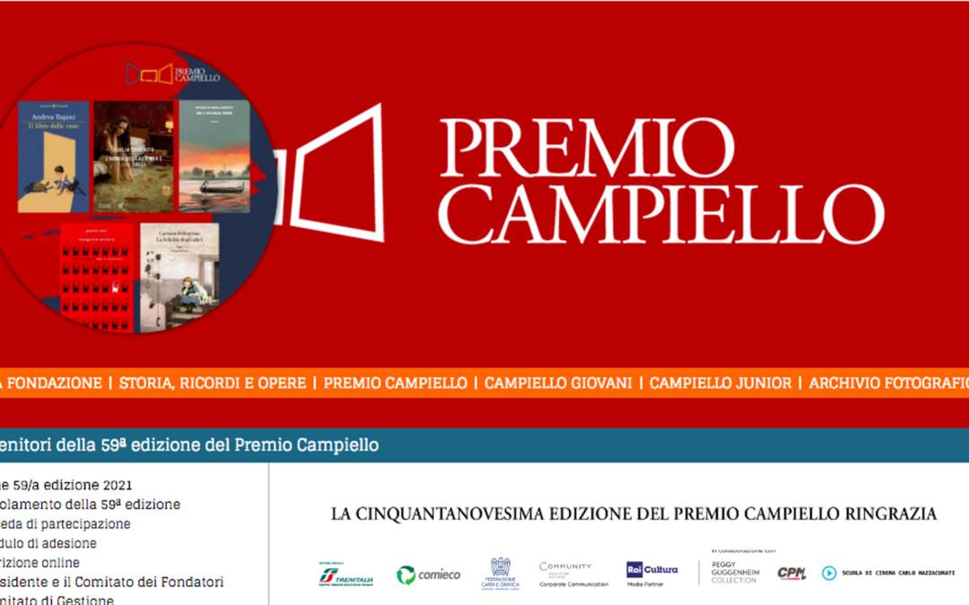 La Federazione Carta e Grafica sostiene il 59° Premio Campiello